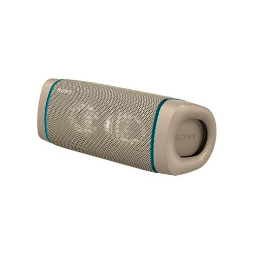 Sony - EXTRA BASS™ Portable Bluetooth ® Wireless Speaker - Taupe