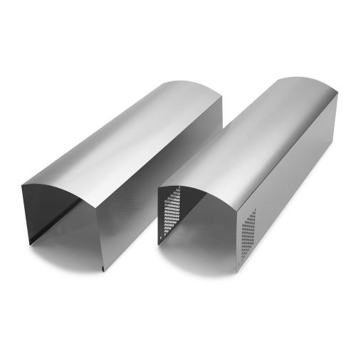Whirlpool Canada - Wall Hood Chimney Extension Kit - Stainless Steel