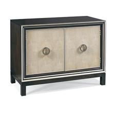 Eric Low Two-door Cabinet
