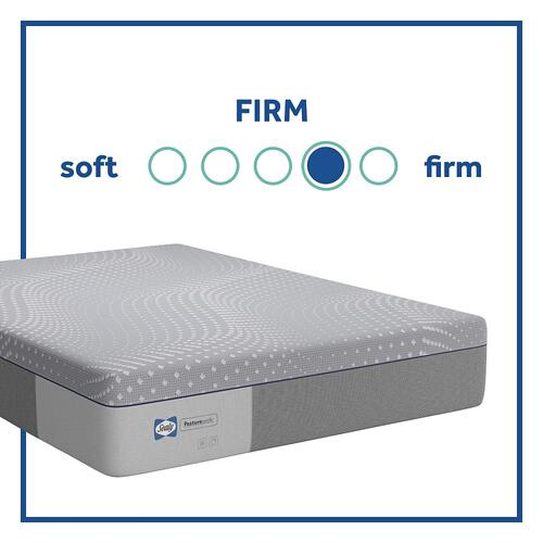 Sealy - Lacey - Firm - Foam - Full