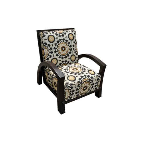 Gibson Exposed Wood Chair