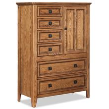 Alta Door Chest  Brushed Ash