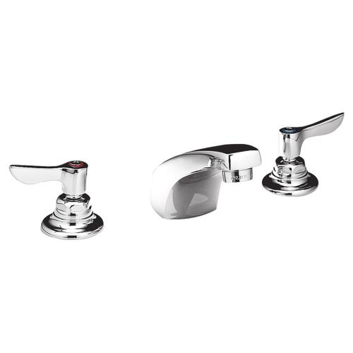 American Standard - Monterrey Widespread Low-Arc Faucet  1.5 GPM  American Standard - Polished Chrome