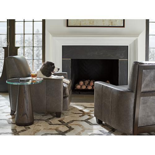 Vista Ridge Leather Chair