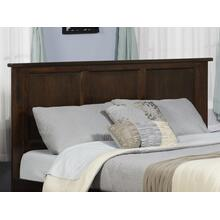 Madison Headboard King Walnut