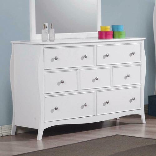Coaster - Dominique French Country White Dresser