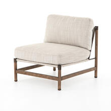 Gable Taupe Cover Memphis Chair