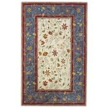 Regal-Promenade Ivory - Rectangle - 5' x 8'