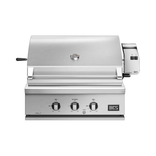 "30"" Grill, Lp Gas"