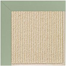 "Creative Concepts-Beach Sisal Canvas Celadon - Rectangle - 24"" x 36"""