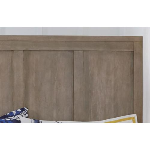 Breckenridge Panel Bed, CA King 6/0