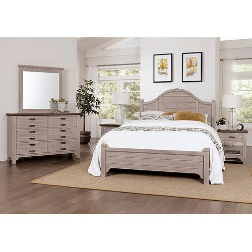 Lm Co. Home - DOUBLE DRESSER - 6 DRAWER
