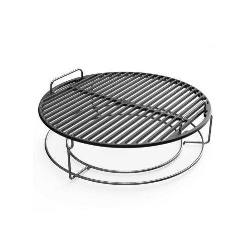 Big Green Egg - Round Cast Iron Cooking Grid for a Small or MiniMax EGG