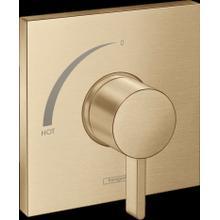 See Details - Brushed Bronze Pressure Balance Trim