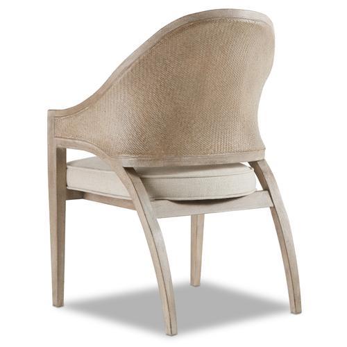 Hooker Furniture - Affinity Sling Back Chair - Raffia Back