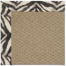 Creative Concepts-Raffia Tigress Zinc Machine Tufted Rugs