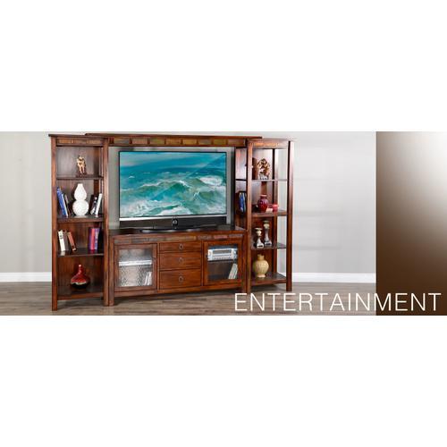 "Santa Fe 108""W Entertainment Wall"