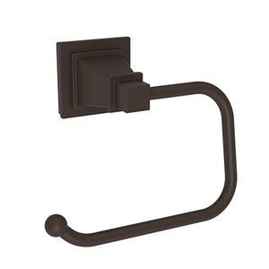 Oil Rubbed Bronze Open Toilet Tissue Holder