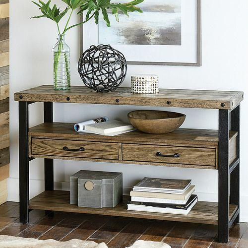 Workbench Sofa Table