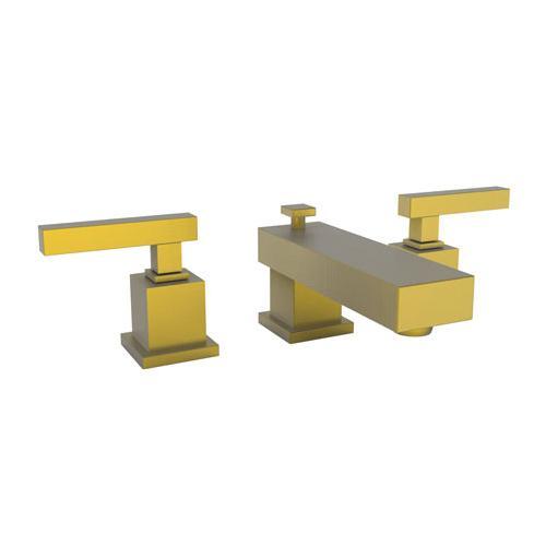 Newport Brass - Satin Bronze - PVD Widespread Lavatory Faucet