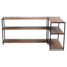 See Details - Sofa/Console Table - Natural Finish