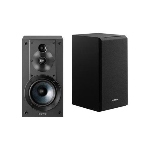 Sony - Bookshelf Speaker (Pair)
