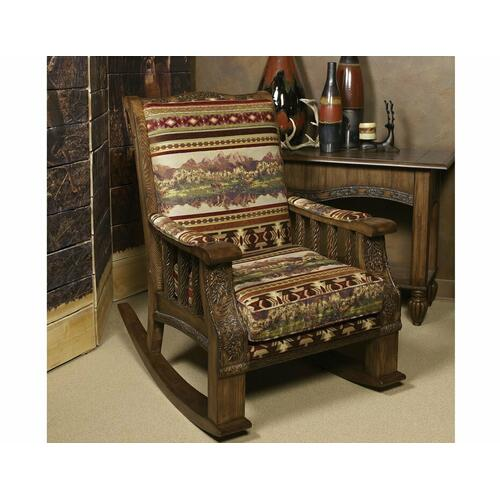 Pine Creek Rocker Chair