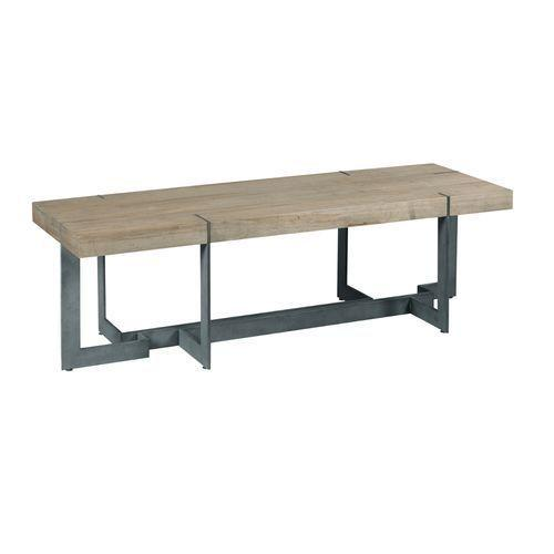 AD Modern Synergy Avant Rectangular Cocktail Table