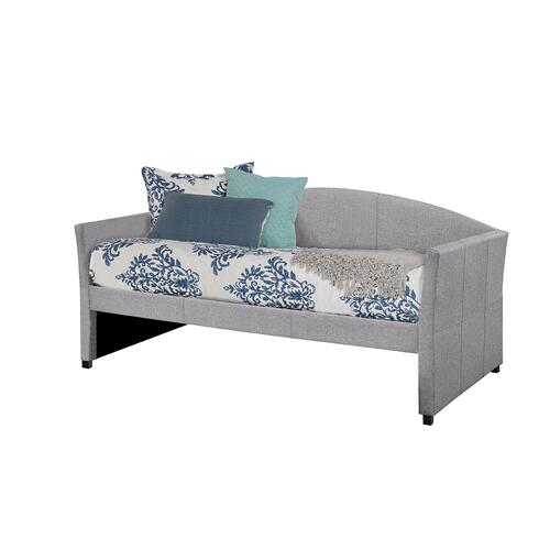 Hillsdale Furniture - Westchester Daybed - Smoke Gray Fabric