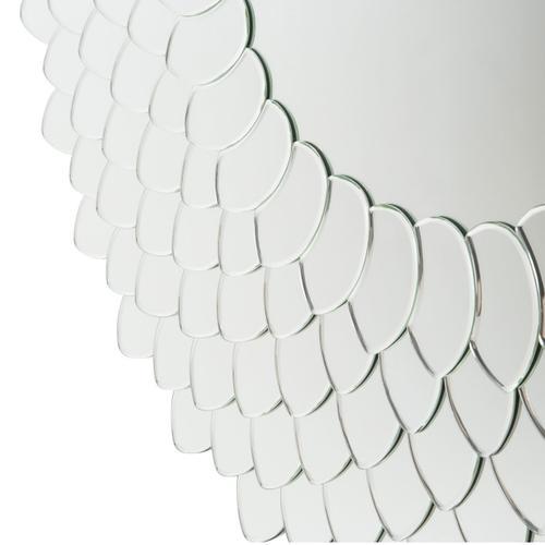 Amini - Round Wall Mirror 8525