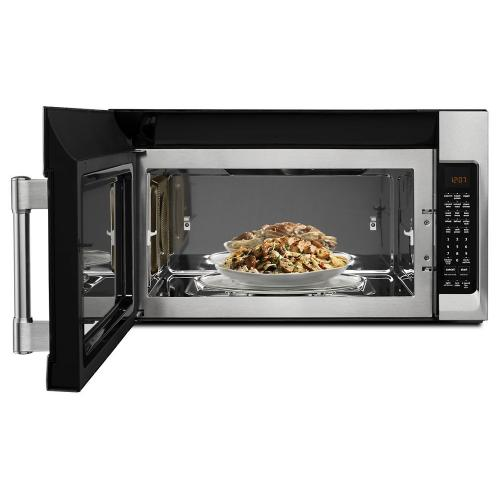 Maytag Canada - OVER-THE-RANGE MICROWAVE WITH CONVECTION MODE - 1.9 CU. FT.