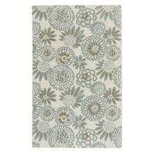 Flower Pop Ice Hand Tufted Rugs