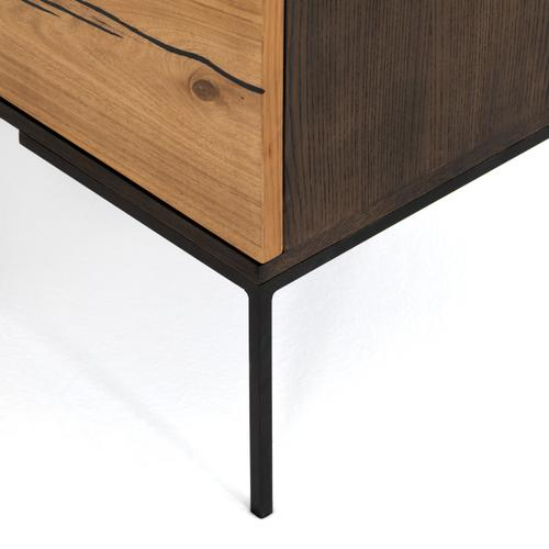 Natural Yukas Finish Cuzco 6 Drawer Dresser