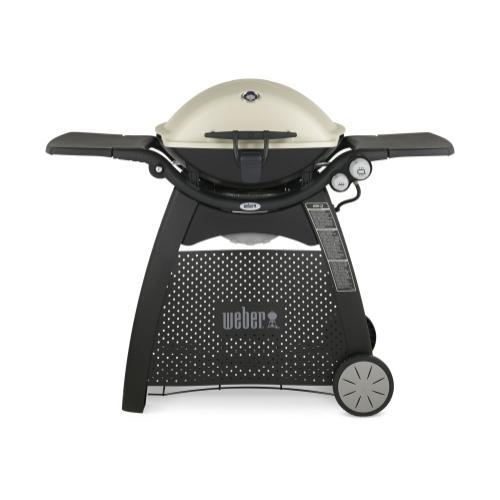 Weber - Q™ 3200™ LP Gas Grill - Titanium