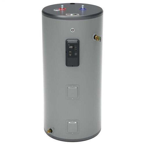 GE® Smart 50 Gallon Short Electric Water Heater