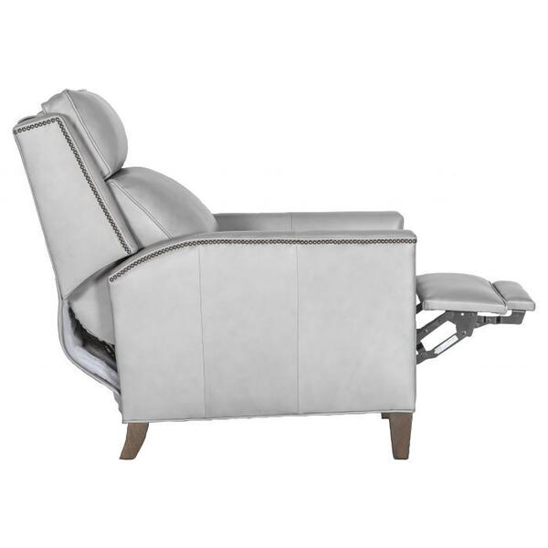 See Details - Beth Page Manual Push Back Recline