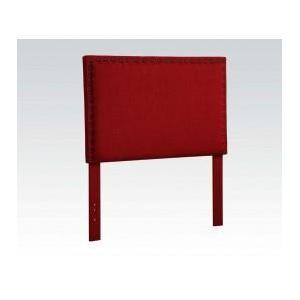 Acme Furniture Inc - Red Twin Headboard