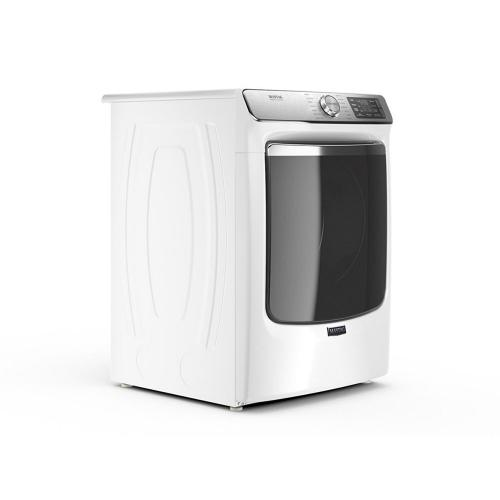 Maytag Canada - Front Load Gas Dryer with Extra Power and Advanced Moisture Sensing with industry-exclusive extra moisture sensor - 7.3 cu. ft.