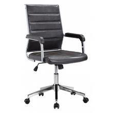 See Details - Liderato Office Chair Brown
