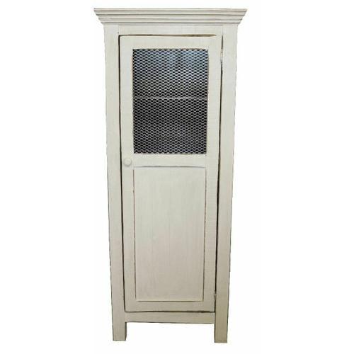 Million Dollar Rustic - Ww Wire 1 Door Pantry