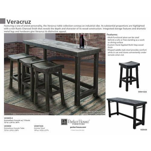 VERACRUZ Cocktail Table