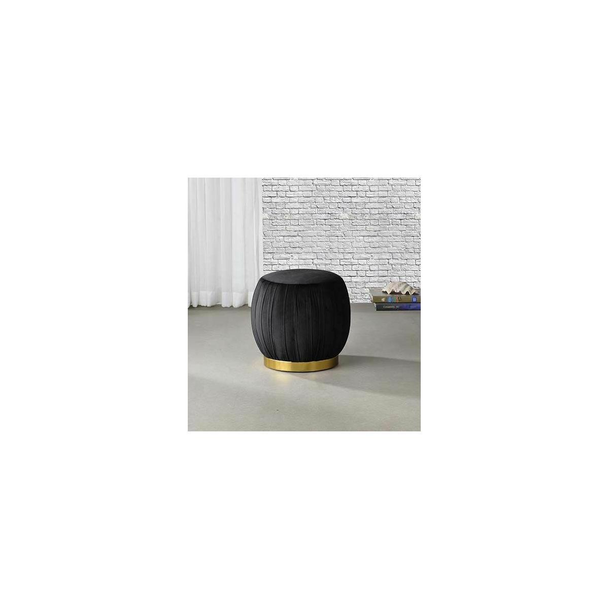 See Details - Zinnia Ottoman