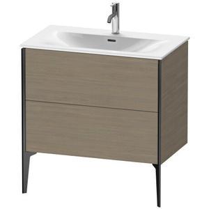 Duravit - Vanity Unit Floorstanding, Oak Terra
