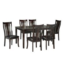 See Details - 7-piece Dining Table Set