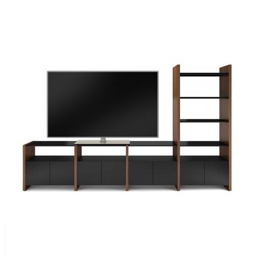BDI Furniture - Semblance Systems ® 5454-GH in Chocolate Stained Walnut Black