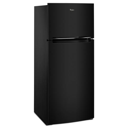 Whirlpool - 28-inch Wide Refrigerator Compatible With The EZ Connect Icemaker Kit - 18 Cu. Ft.