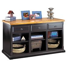 Three Drawer Console