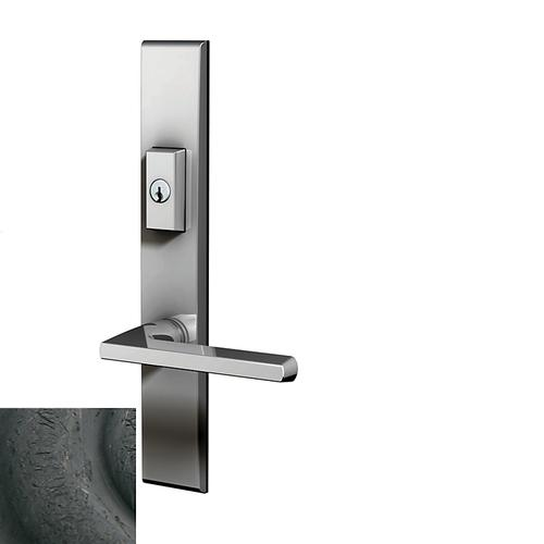 Baldwin - Distressed Oil-Rubbed Bronze Lakeshore Multipoint