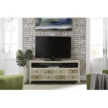 See Details - 61 Inch Console - Distressed Variety of Neutrals Finish
