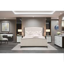 View Product - Cal King Tufted Panel Bed (3 Pc)